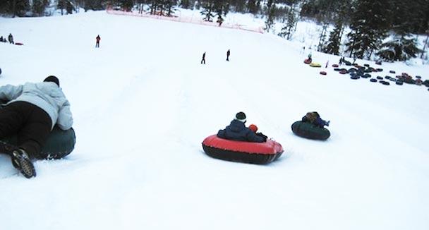 Kirk Hanna Mt Hood Skibowl Adventure