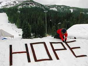 Kirk Hanna's Hope on the Slopes